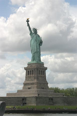 Statue of Liberty, 2006