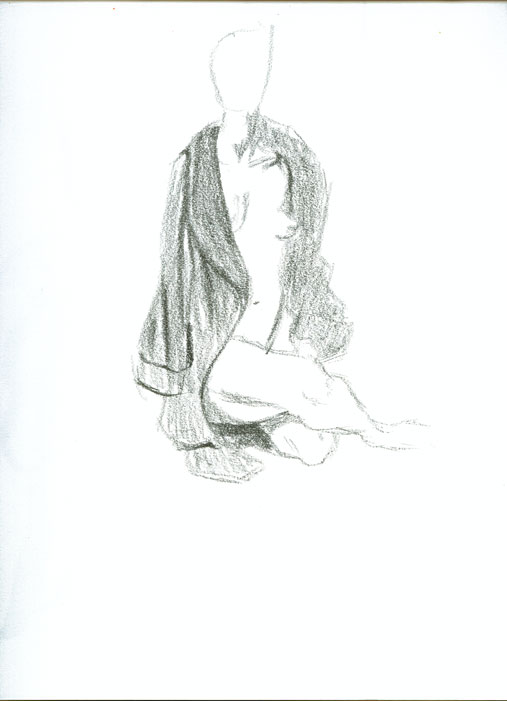 Simone sketches, 2008