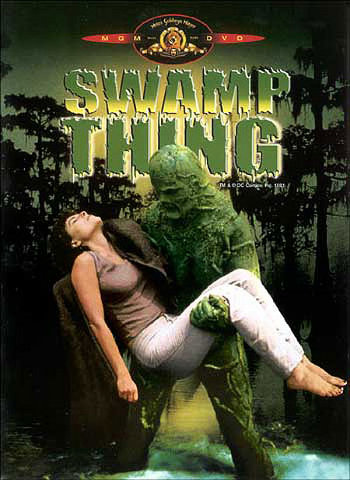 Swamp Thing, released 1982